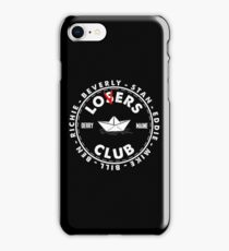 The Losers Lover Club iPhone Case/Skin