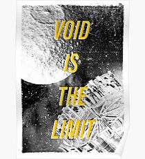 Void Is The Limit Poster