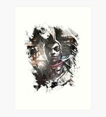 League of Legends EKKO Art Print