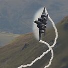 F15E Strike Eagle - Stramers by Simon Pattinson