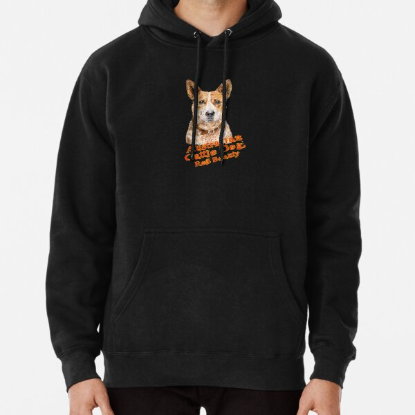 MESS Loved by A Blue Heeler Dog Lover Hoodie