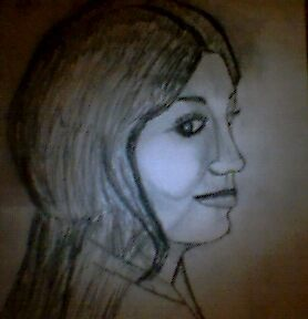 SKETCH OF ROSA ROSE    $500.00 by everyone