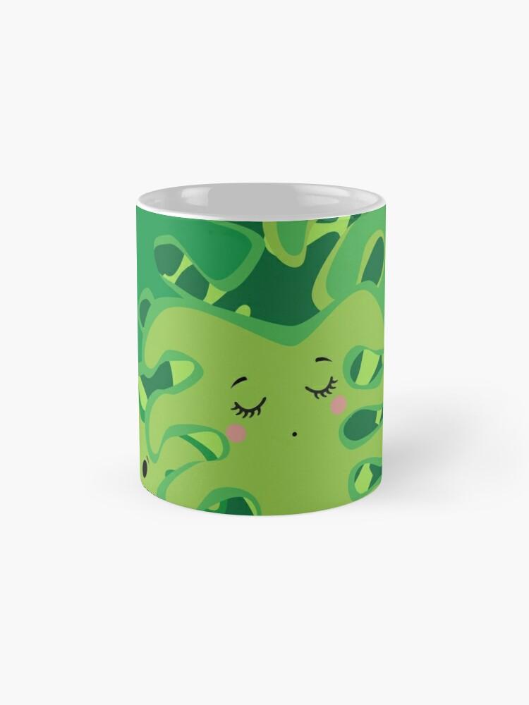 Alternative Ansicht von Pflanzen Liebe Tasse