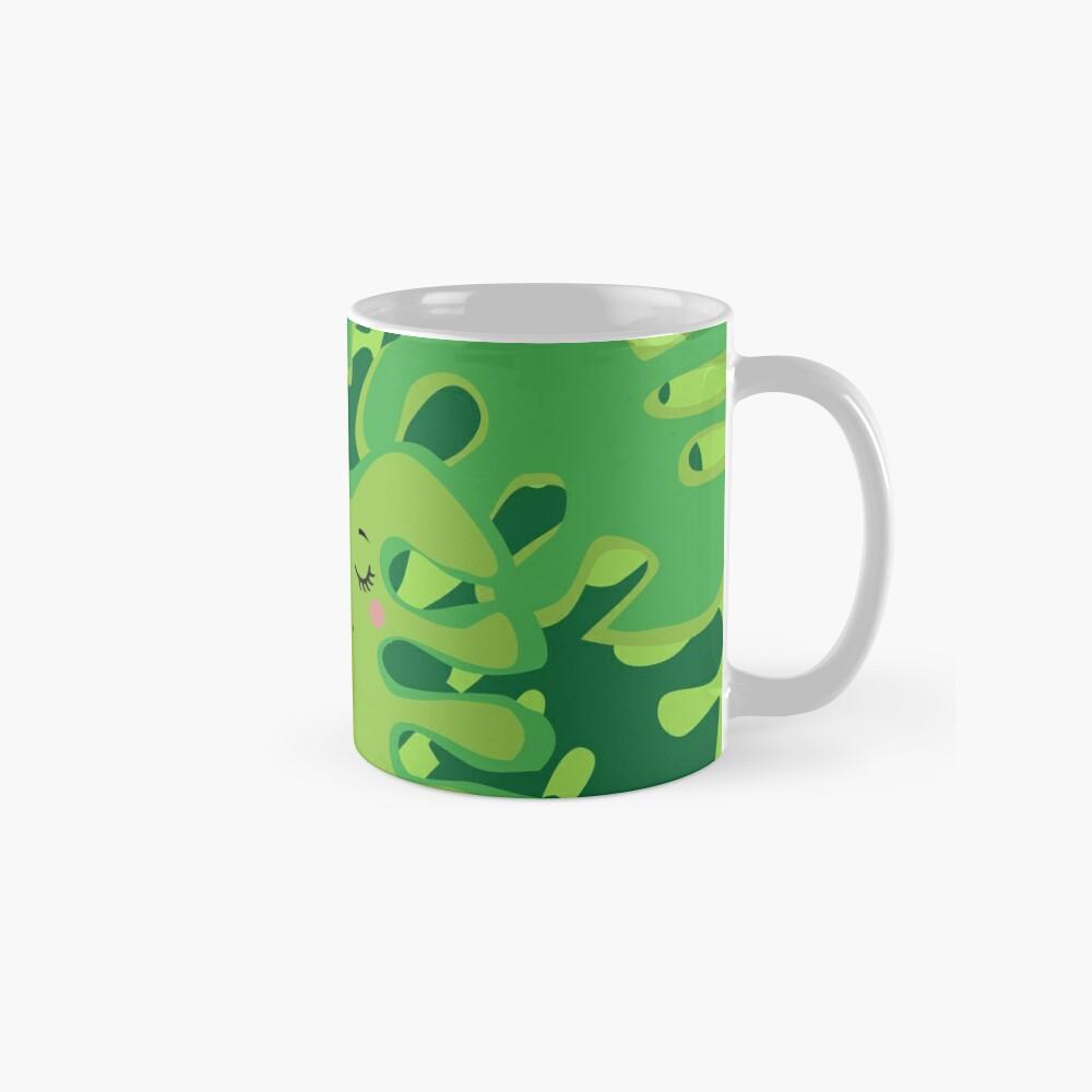 Pflanzen Liebe Tasse