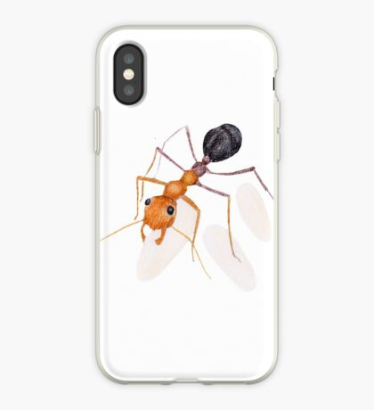 Ant Daycare iPhone Case
