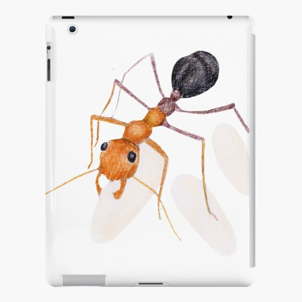 Ant Daycare iPad Snap Case