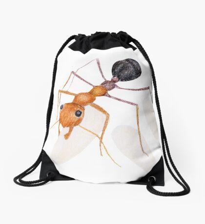 Ant Daycare Drawstring Bag