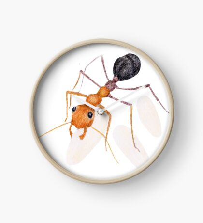 Ant Daycare Clock