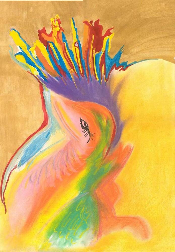Bird by Cherie  Kennedy