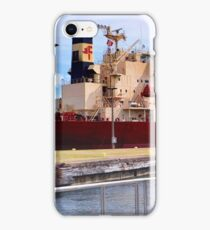Passing thru the Soo iPhone Case/Skin
