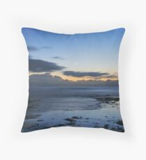 in the morning... Throw Pillow
