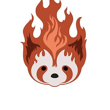 Legend of Korra Fire Ferrets - small icon by CatMeowsterson
