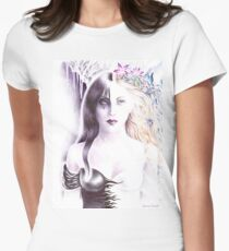 Kore or Persephone two faces of a goddess T-Shirt