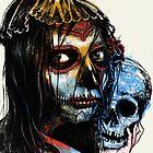 la muerte - lady death by uwanlibner