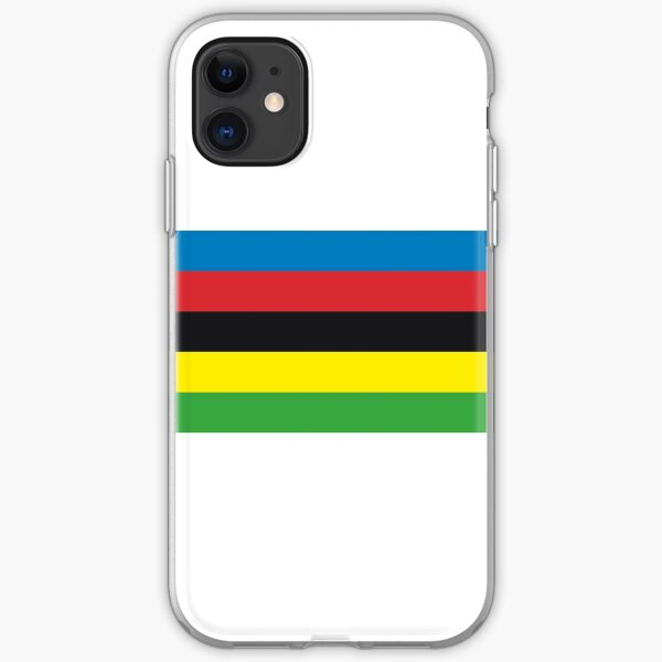 World Champ iPhone Soft Case