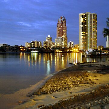 Gold Coast, Australia by seguel