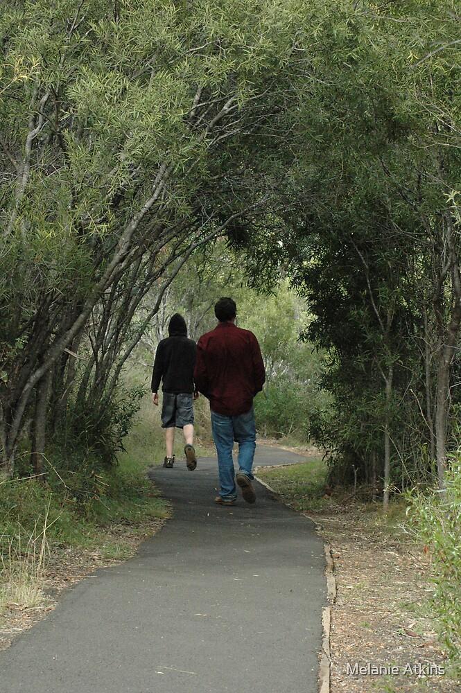 a walk to remember by Melanie Atkins