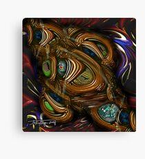 psychic brink Canvas Print