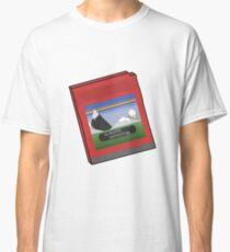 Retro gaming pattern Classic T-Shirt
