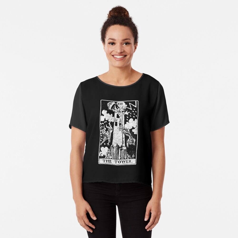 Star Deadly Tarot Ladies Premium Black Skinny Fit T-Shirt Sun Top ~ Empress
