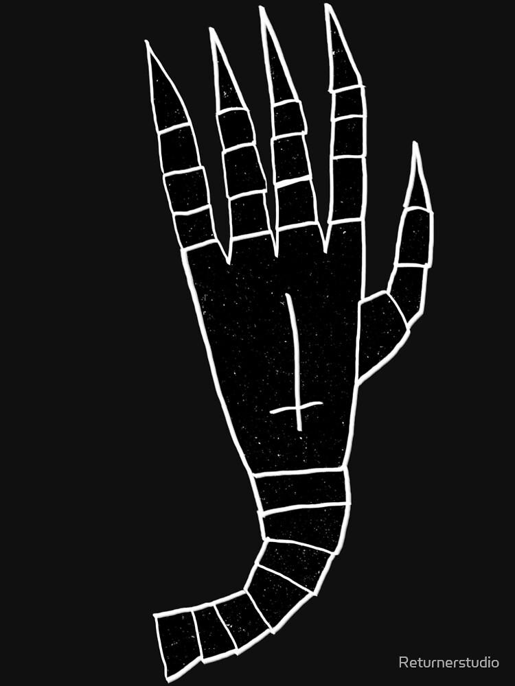 Crooked hands by Returnerstudio