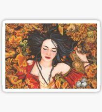 Briar Rose Sticker