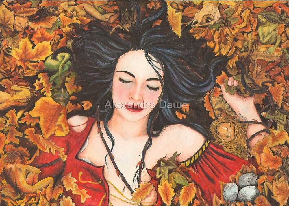 Briar Rose by alexandradawe