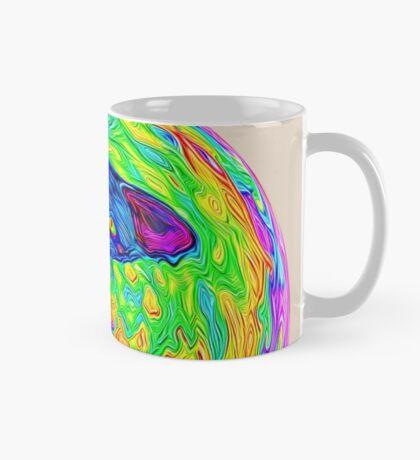 Unidentified Flying CatBat Mug