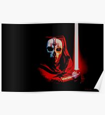 Darth Nihilus Lord of Hunger Poster