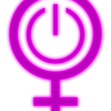 Female Power Symbol by Olooriel