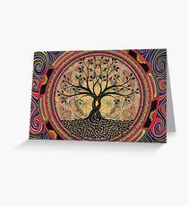 Life:Tree Greeting Card