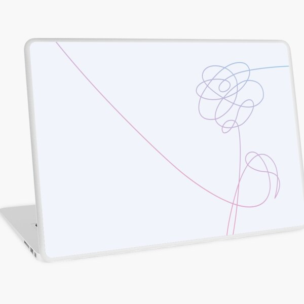 Love Yourself: Her - O version Laptop Skin