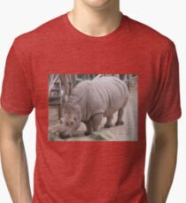 magestic rhino from az Tri-blend T-Shirt