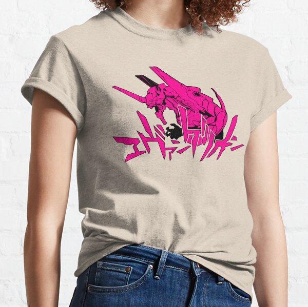 122 Eva Pink Classic T-Shirt