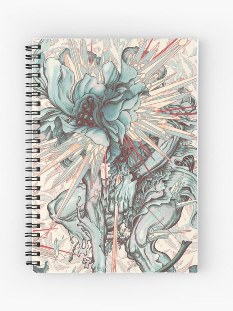 Linkin Park Underground Album Cover Spiral Notebook