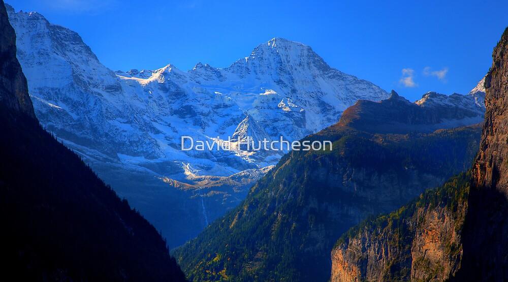 Alpine View 4 by David Hutcheson