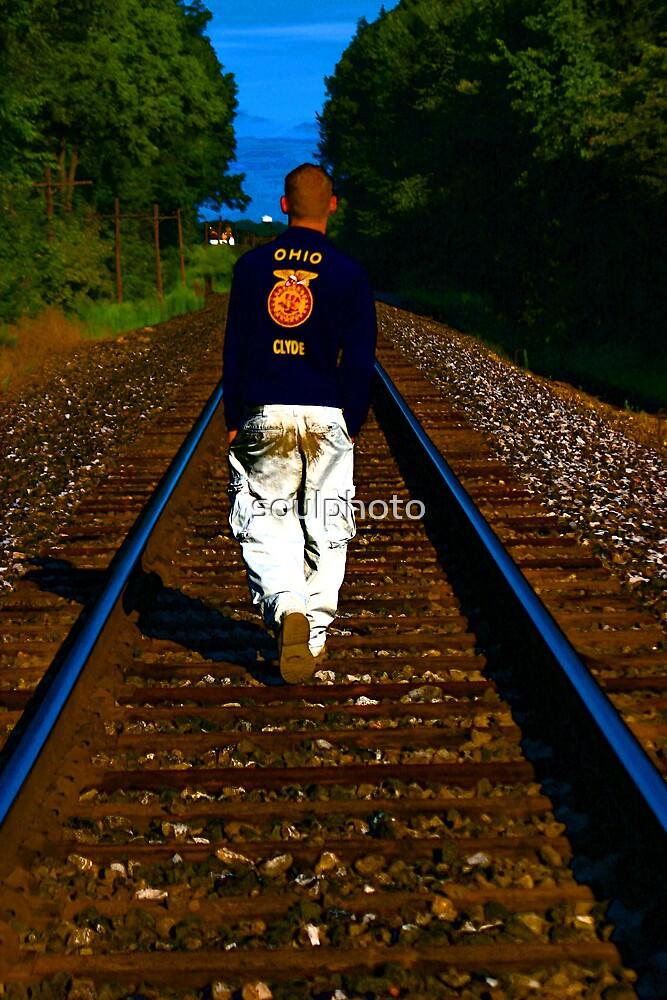 Track walk by soulphoto