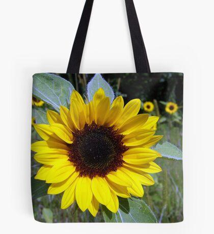 Floral Sunshine Tote Bag
