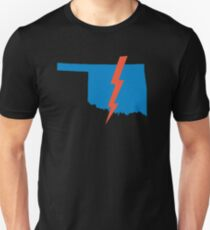 Thunder Up Oklahoma Unisex T-Shirt
