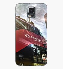 London Bus & Skyscraper Case/Skin for Samsung Galaxy