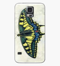 Swallowtail butterfly Case/Skin for Samsung Galaxy