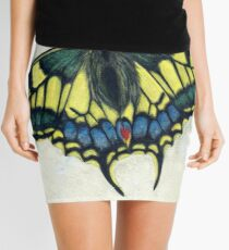 Swallowtail butterfly Mini Skirt