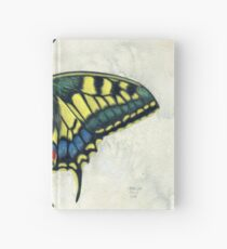 Swallowtail butterfly Hardcover Journal