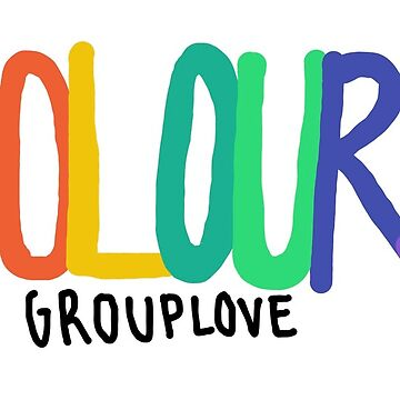 Colours by Grouplove  by Ellahageman