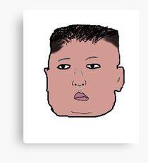 Kim Jongle Canvas Print