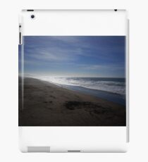 ocean beach,san francisco iPad Case/Skin