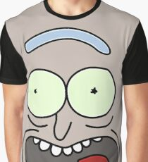 Rick And Morty - I Turned Myself into a T-Shirt Morty! Graphic T-Shirt