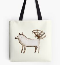 """I'm So Happy"" - Dog Tote Bag"