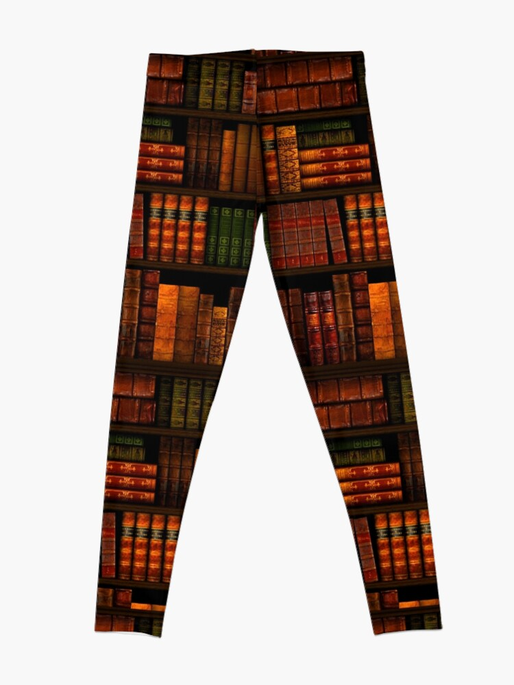 Alternate view of Books - Library - Books - Bookworm - Reading - Bibliophile - Book Bag - Dress - Shirt Leggings
