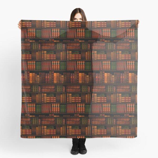 Books - Library - Books - Bookworm - Reading - Bibliophile - Book Bag - Dress - Shirt Scarf